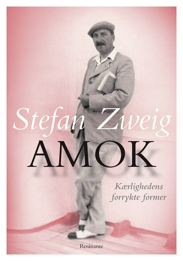 Amok af Stefan Zweig