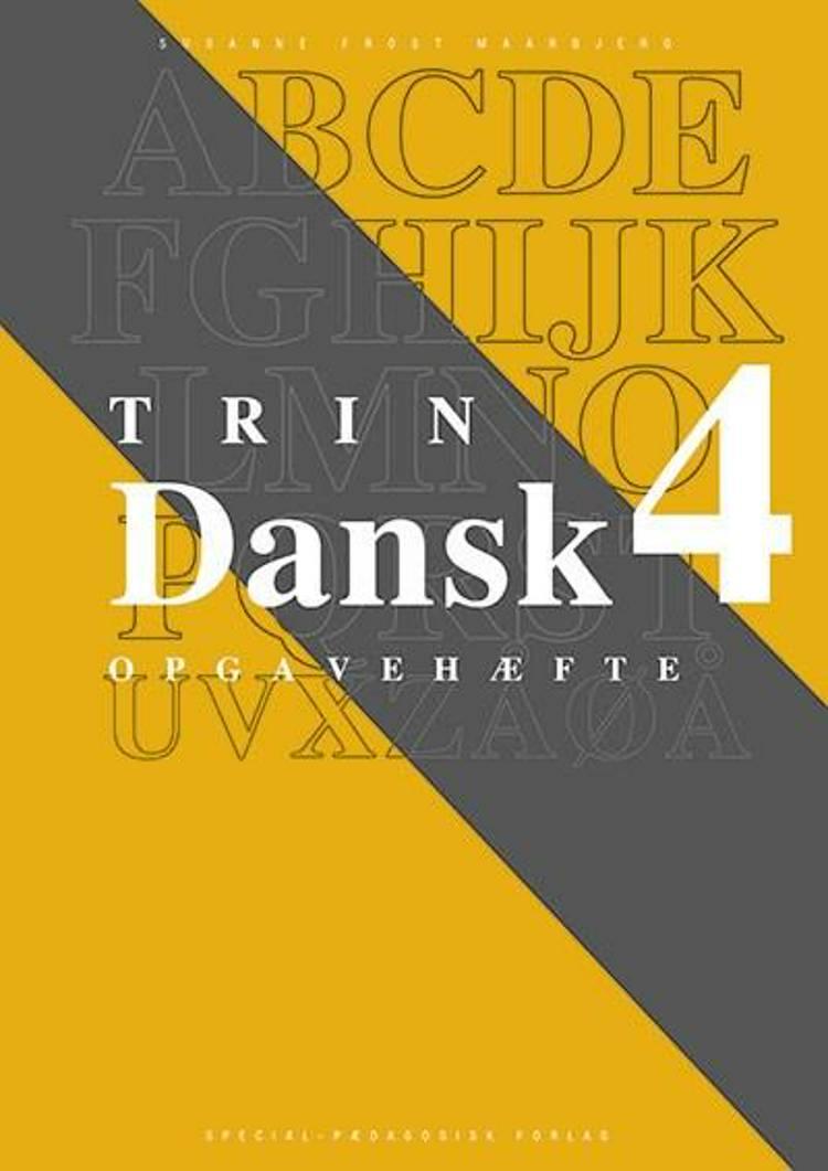 Trin 4 dansk, opgavehæfte