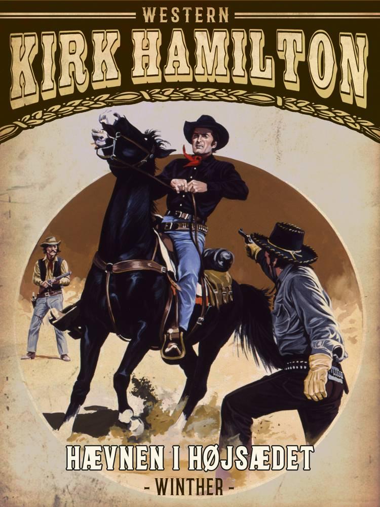 Hævnen i højsædet af Kirk Hamilton