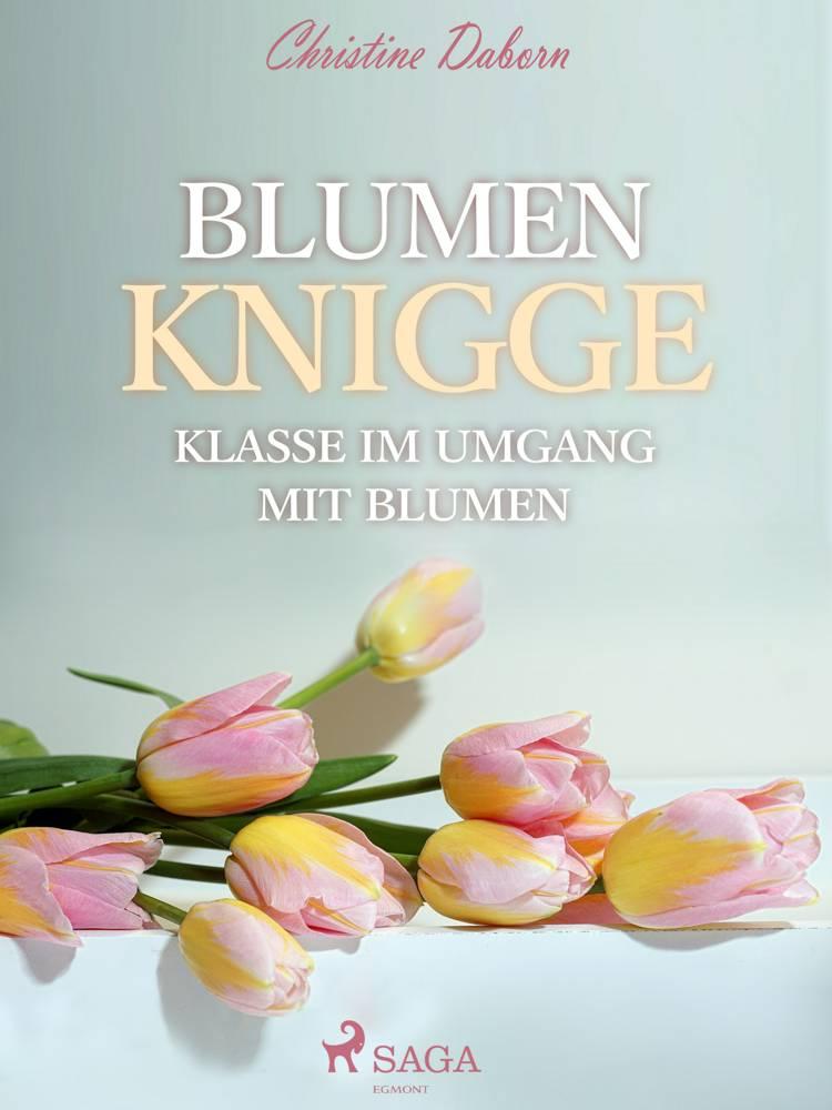 Blumen Knigge - Klasse im Umgang mit Blumen af Christine Daborn