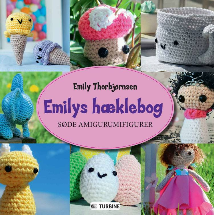 Emilys hæklebog af Emily Thorbjørnsen
