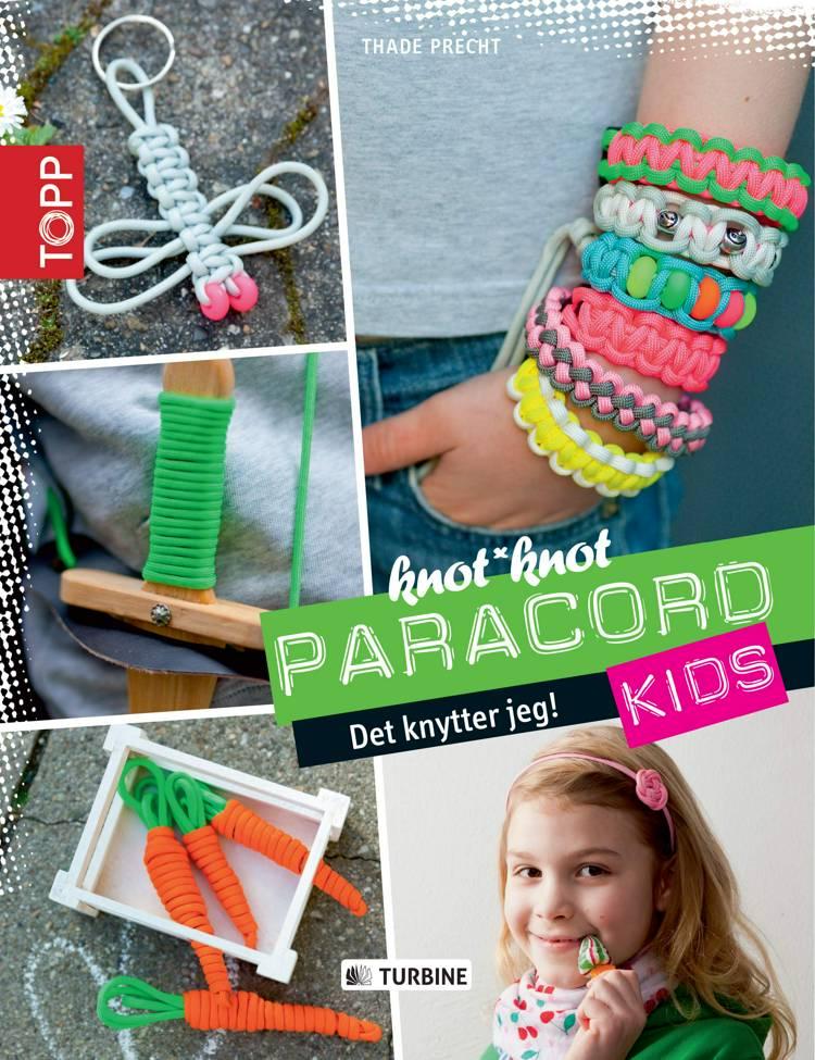 Knot-knot paracord kids af Thade Precht
