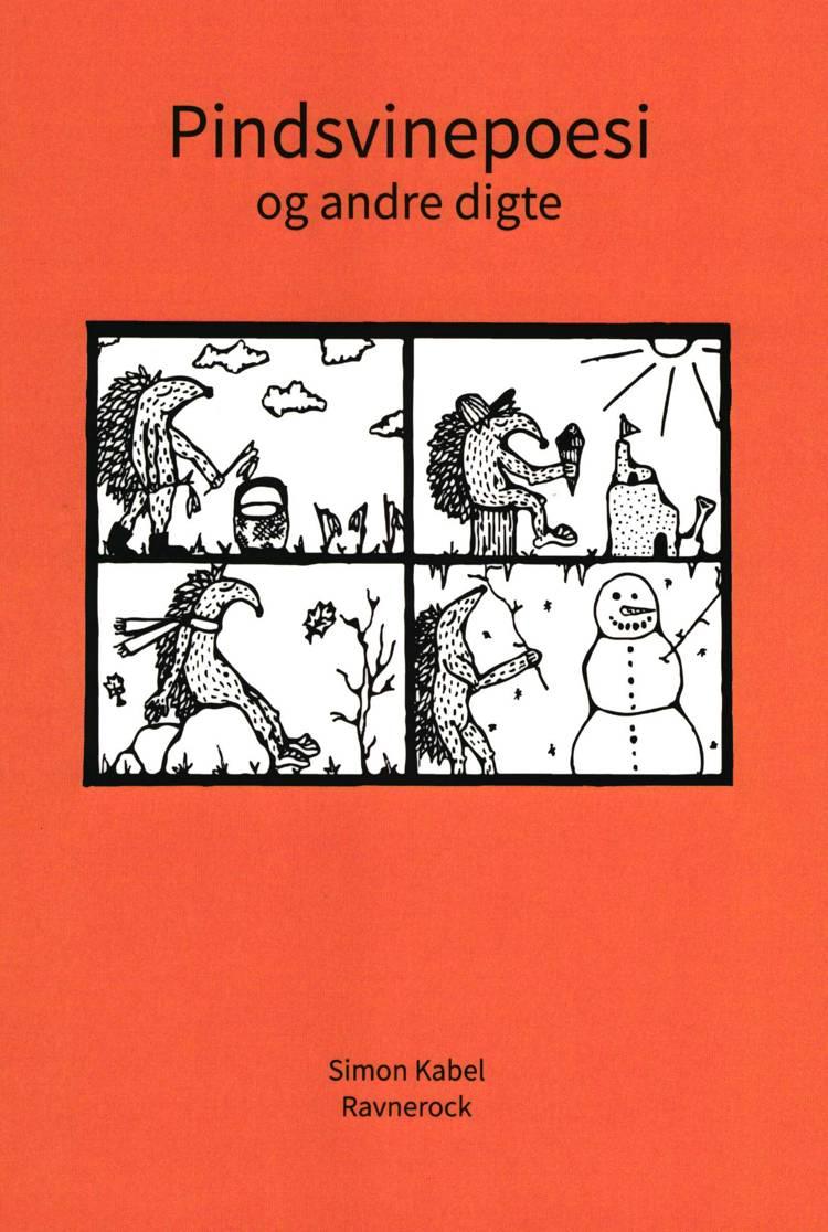 Pindsvinepoesi af Simon Kabel