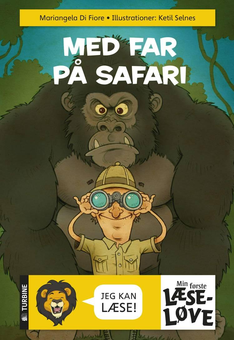 Med far på safari af Mariangela Di Fiore