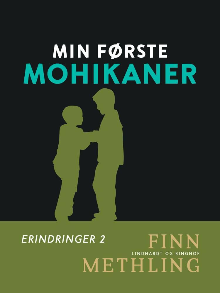 Min første mohikaner af Finn Methling