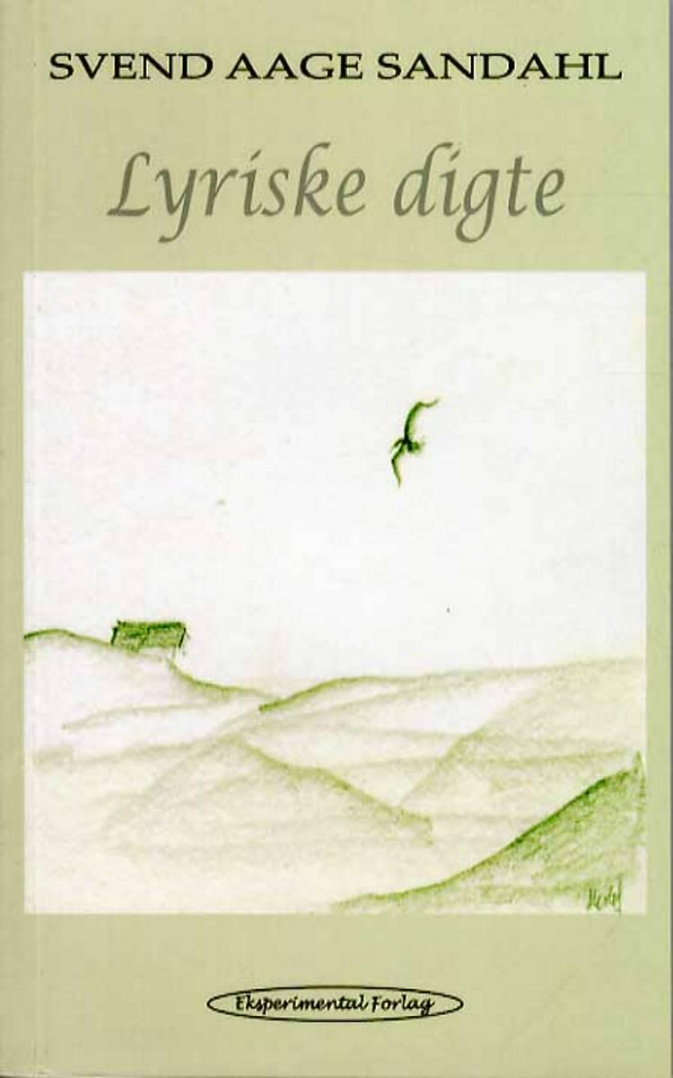 Lyriske digte af Svend Aage Sandahl