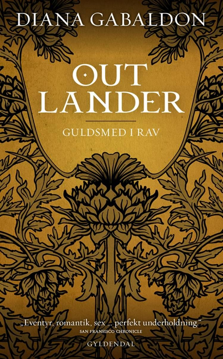 Guldsmed i rav 1-2 af Diana Gabaldon