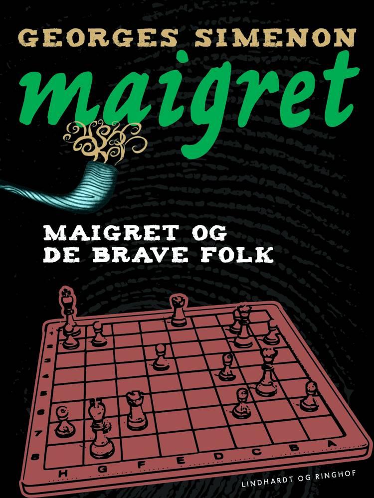 Maigret og de brave folk af Georges Simenon