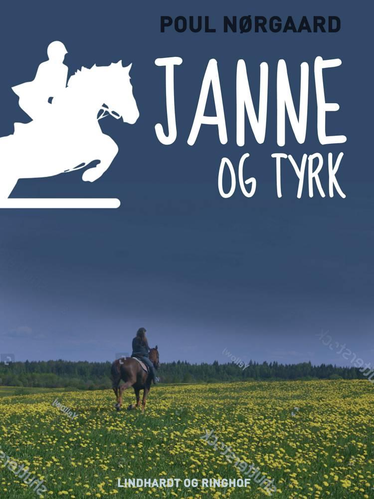 Janne og tyrk af Poul Nørgaard