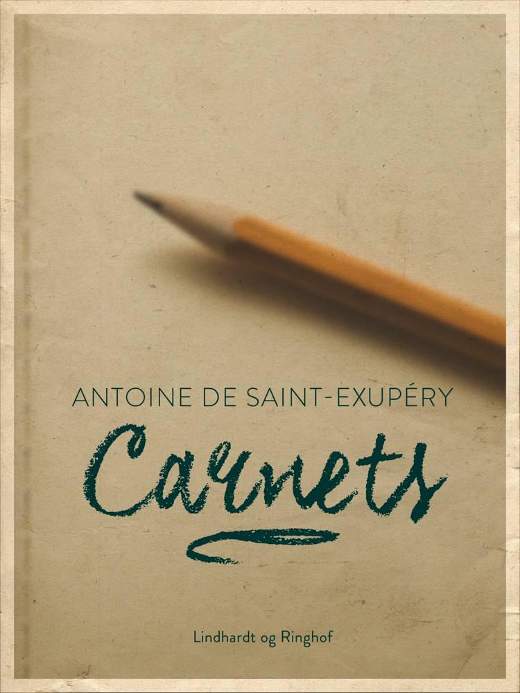 Carnets af Antoine de Saint-Exupéry