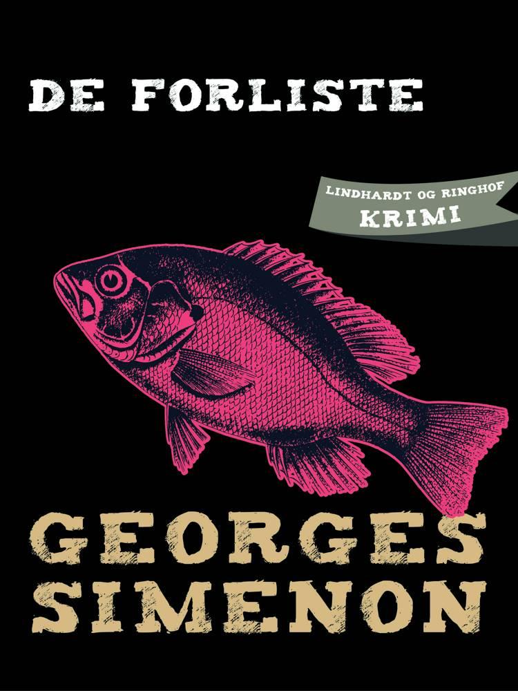 De forliste af Georges Simenon