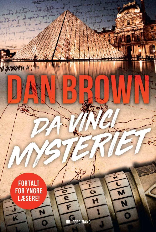 Da Vinci mysteriet. Fortalt for yngre læsere af Dan Brown