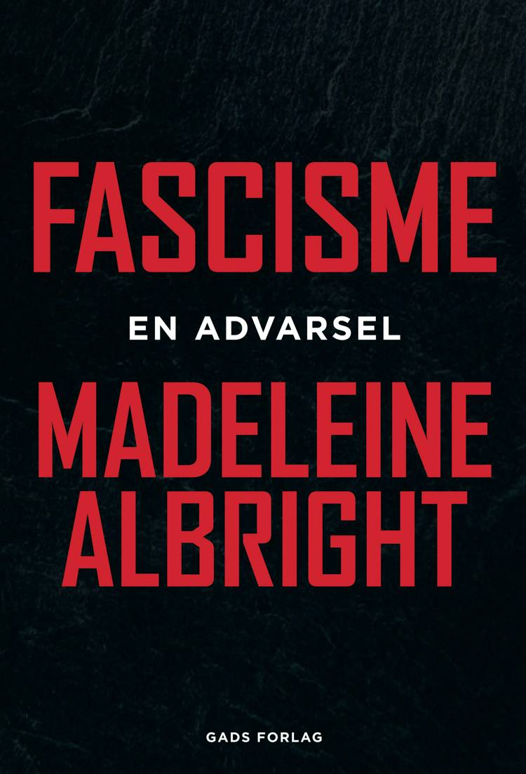 Fascisme af Madeleine Albright