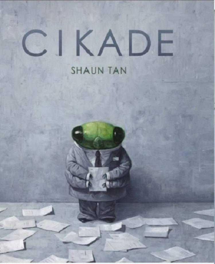 Cikade af Shaun Tan