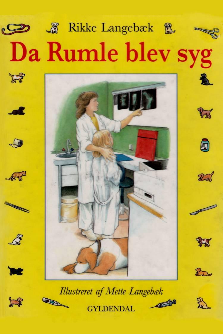 Da Rumle blev syg af Rikke Langebæk