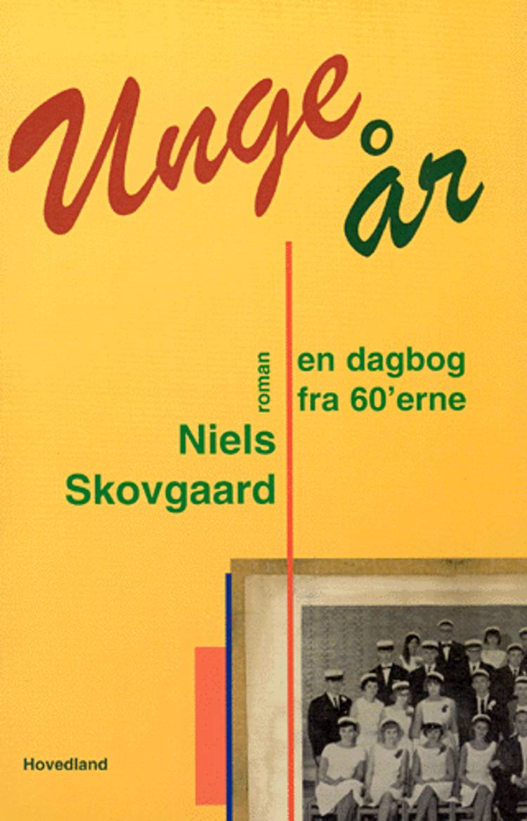 Unge år af Niels Skovgaard