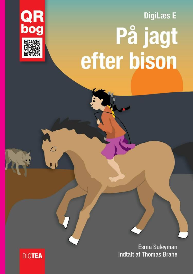 På jagt efter bison af Esma Suleyman
