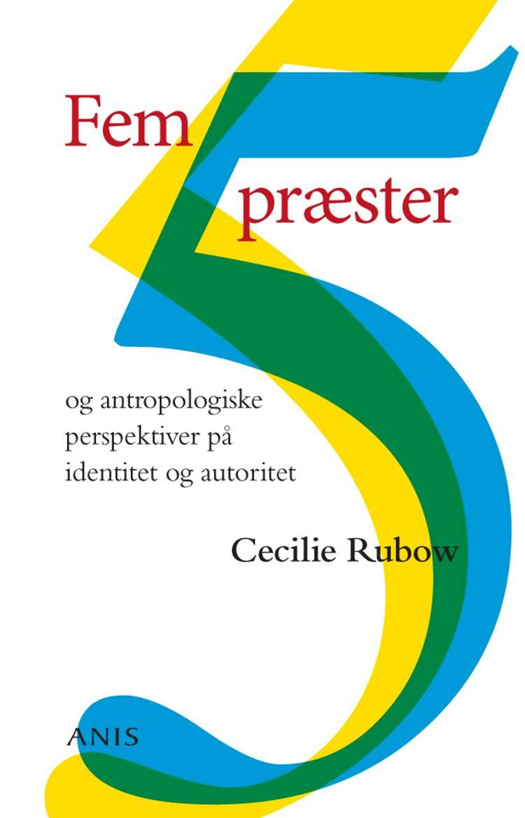 Fem præster af Cecilie Rubow