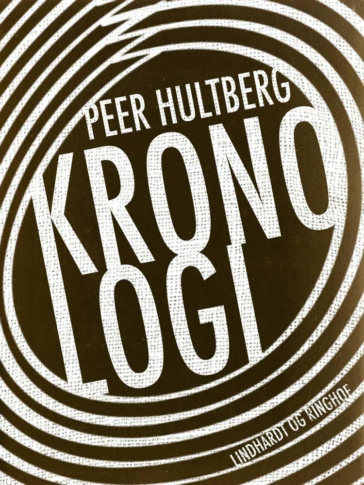 Kronologi af Peer Hultberg