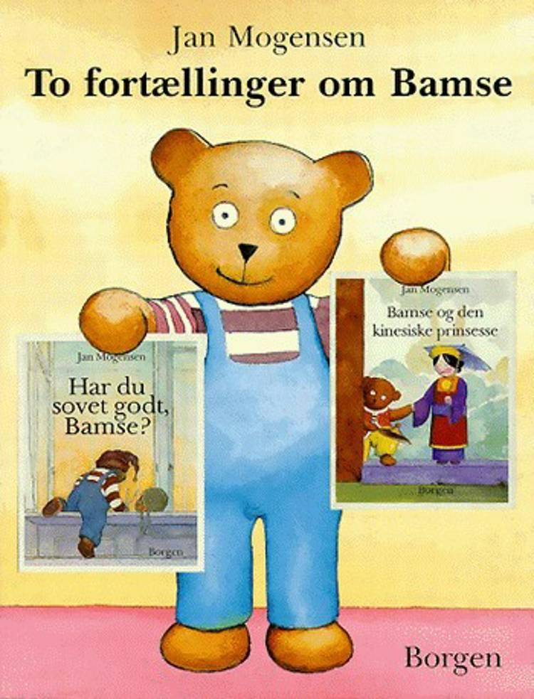 To fortællinger om Bamse af Jan Mogensen