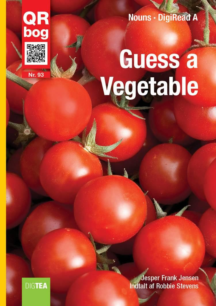 Guess a Vegetable - DigiRead af Jesper Frank Jensen