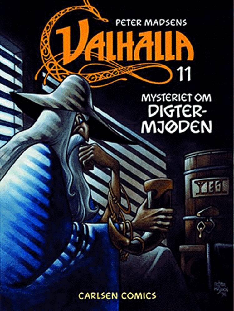 Mysteriet om digtermjøden af Peter Madsen