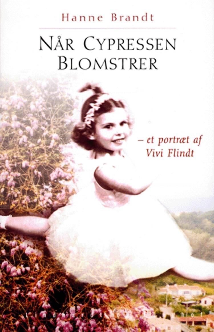 Når cypressen blomstrer af Hanne Brandt
