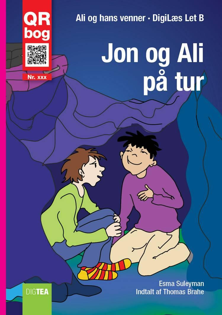 Jon og Ali på tur af Esma Suleyman