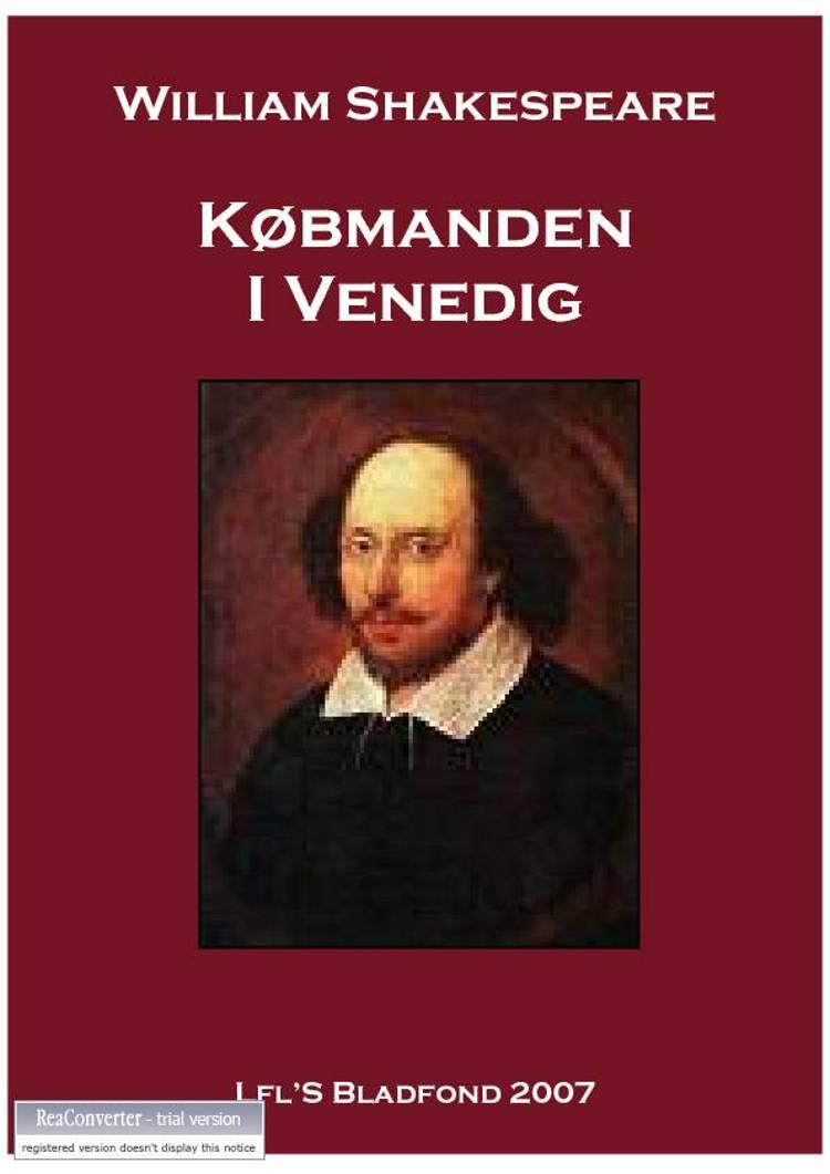 Købmanden i Venedig af William Shakespeare