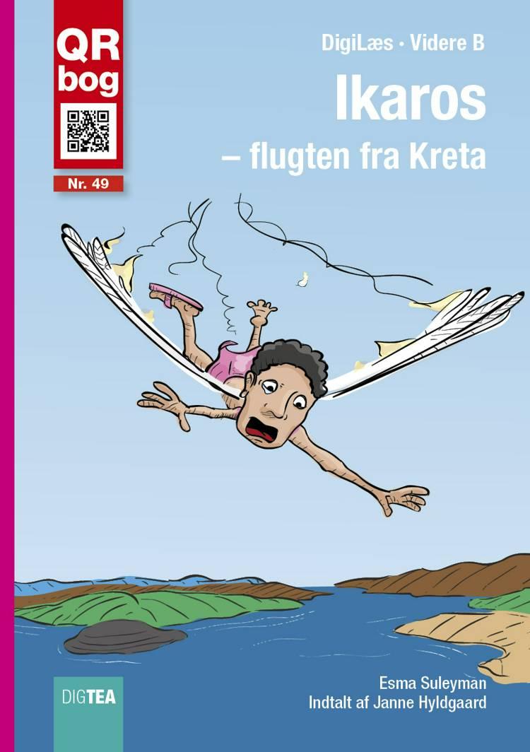 Ikaros - flugten fra Kreta af Esma Suleyman