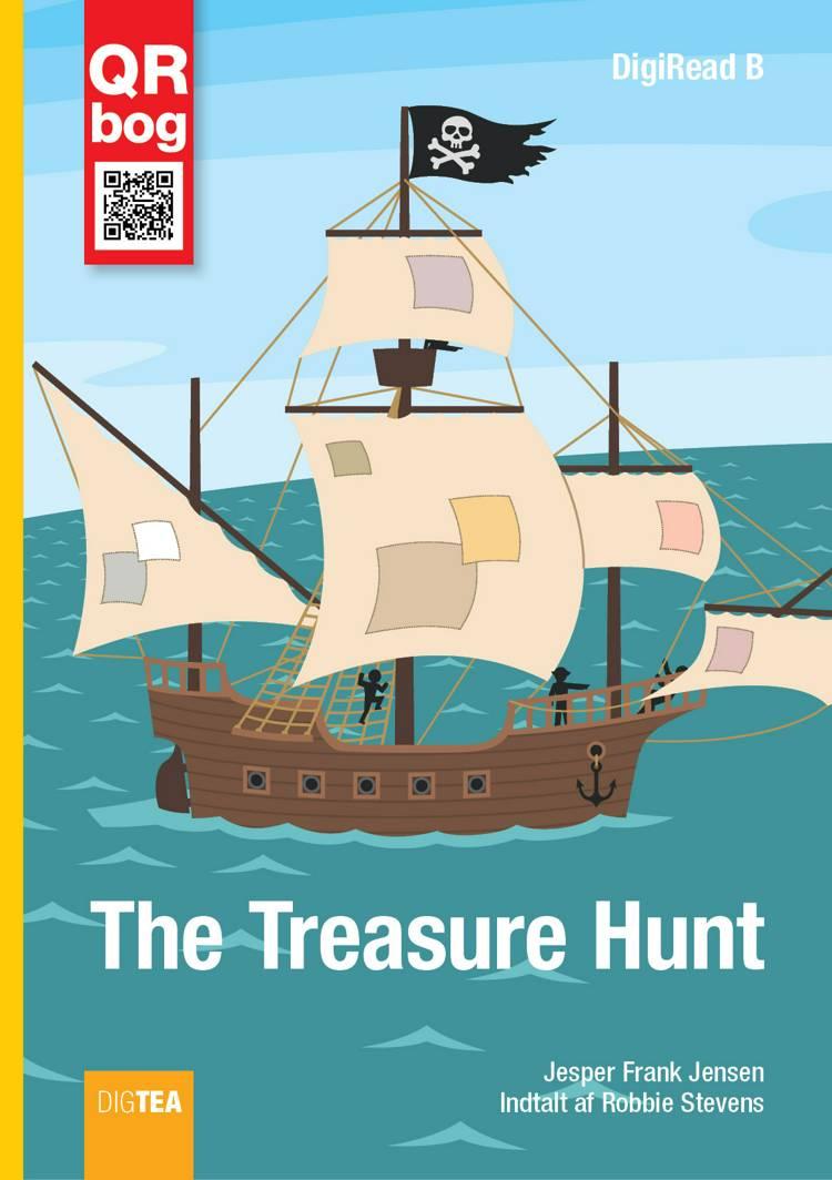 The Treasure Hunt - DigiRead af Jesper Frank Jensen