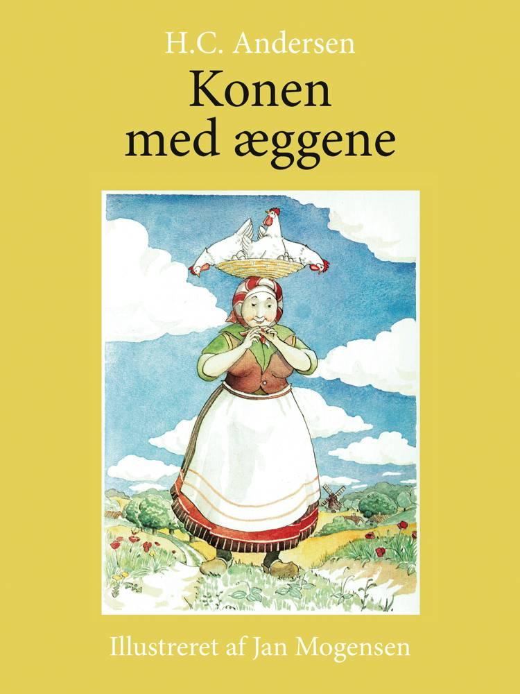 Konen med æggene af H.C. Andersen