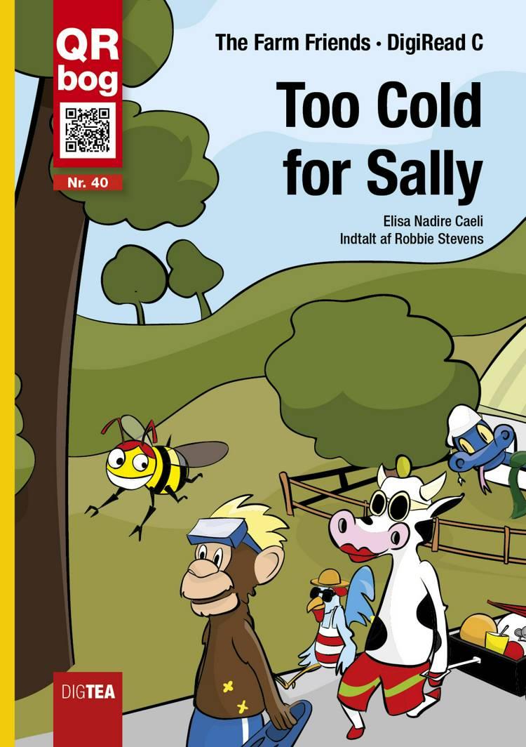 Too cold for Sally - English af Elisa Nadire Caeli