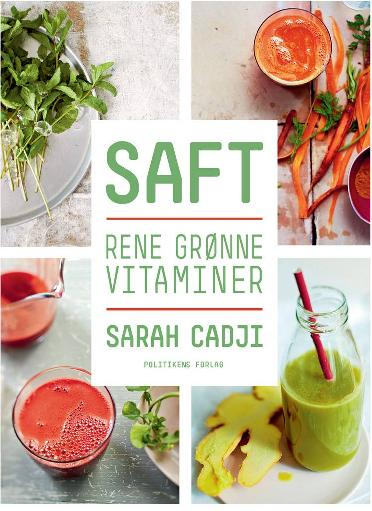 Saft af Sarah Cadji