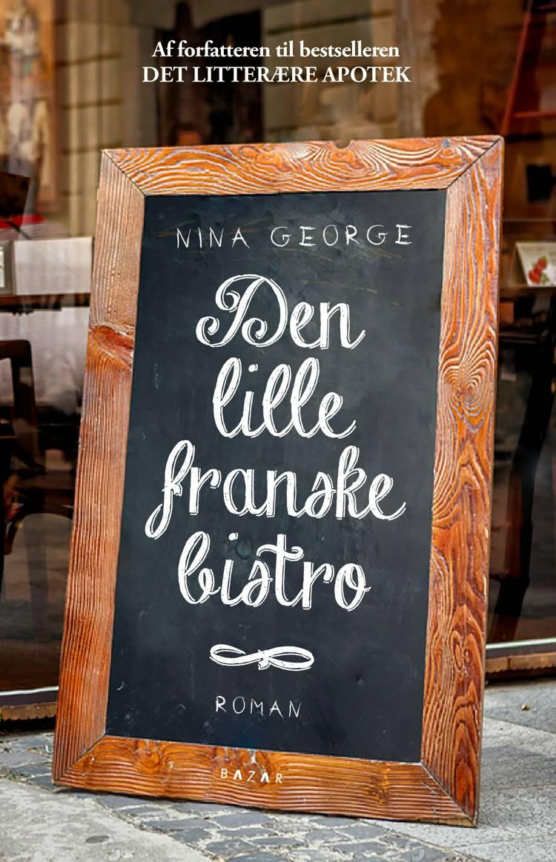 Den lille franske bistro af Nina George