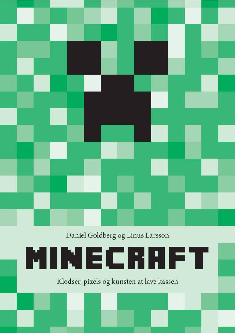 Minecraft af Linus Larsson og Daniel Goldberg