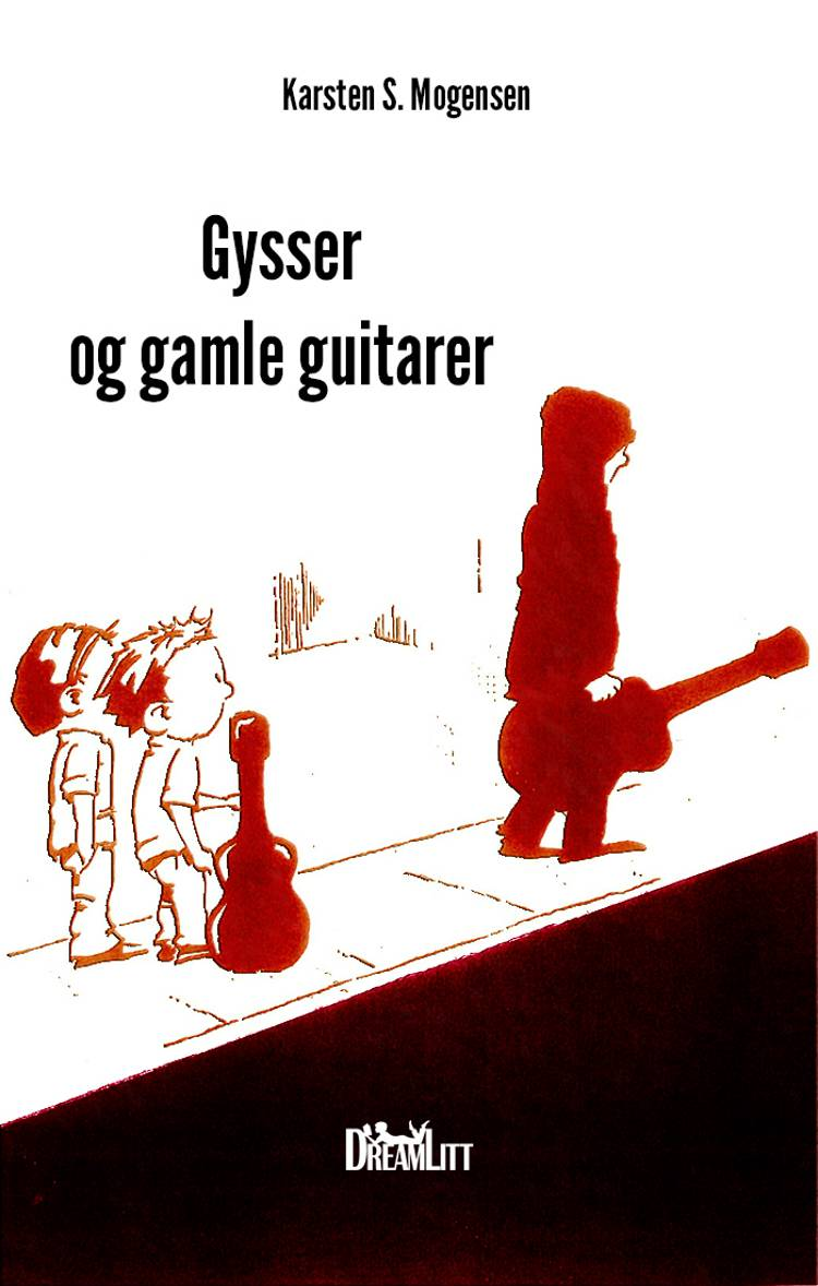 Gysser og gamle guitarer af Karsten S. Mogensen