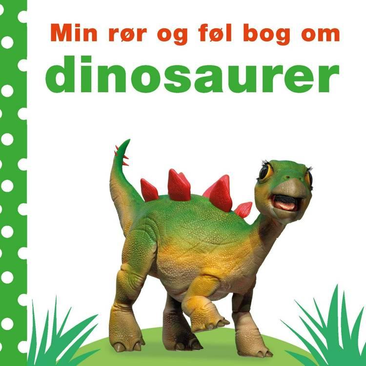 Min rør og føl bog om - dinosaurer