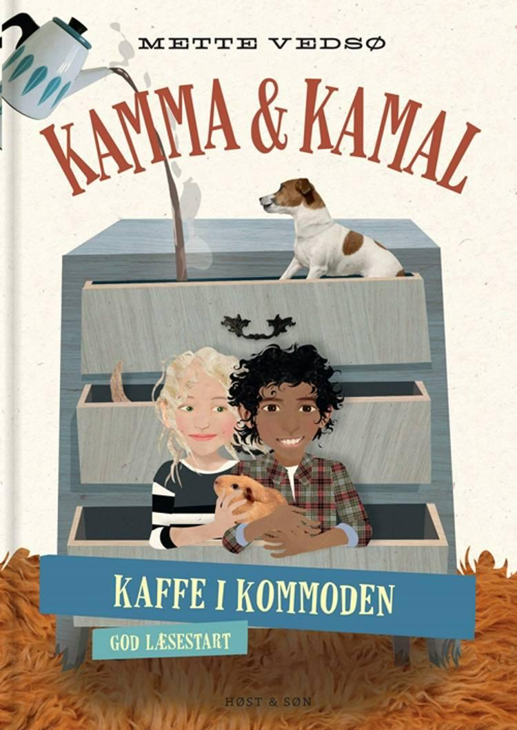 Kamma & Kamal. Kaffe i kommoden af Mette Vedsø