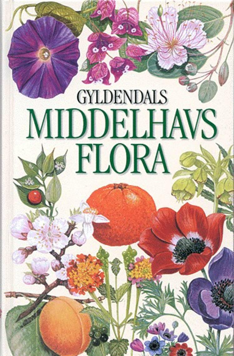 Gyldendals Middelhavsflora af Christopher Grey-Wilson