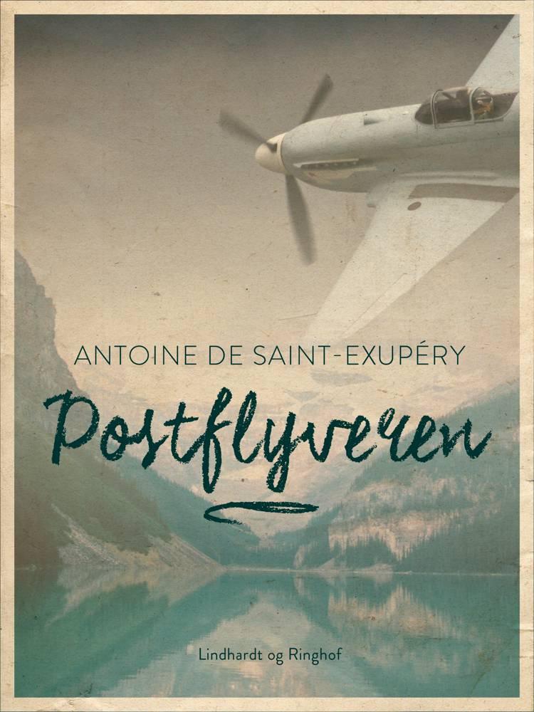 Postflyveren af Antoine de Saint-Exupéry