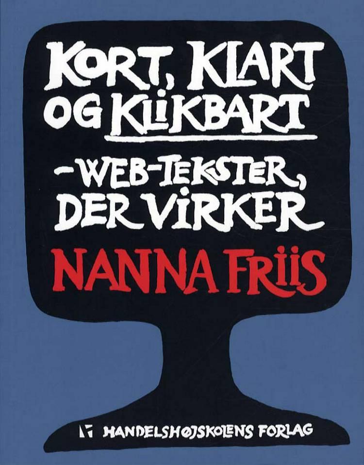 Kort, klart og klikbart af Nanna Friis