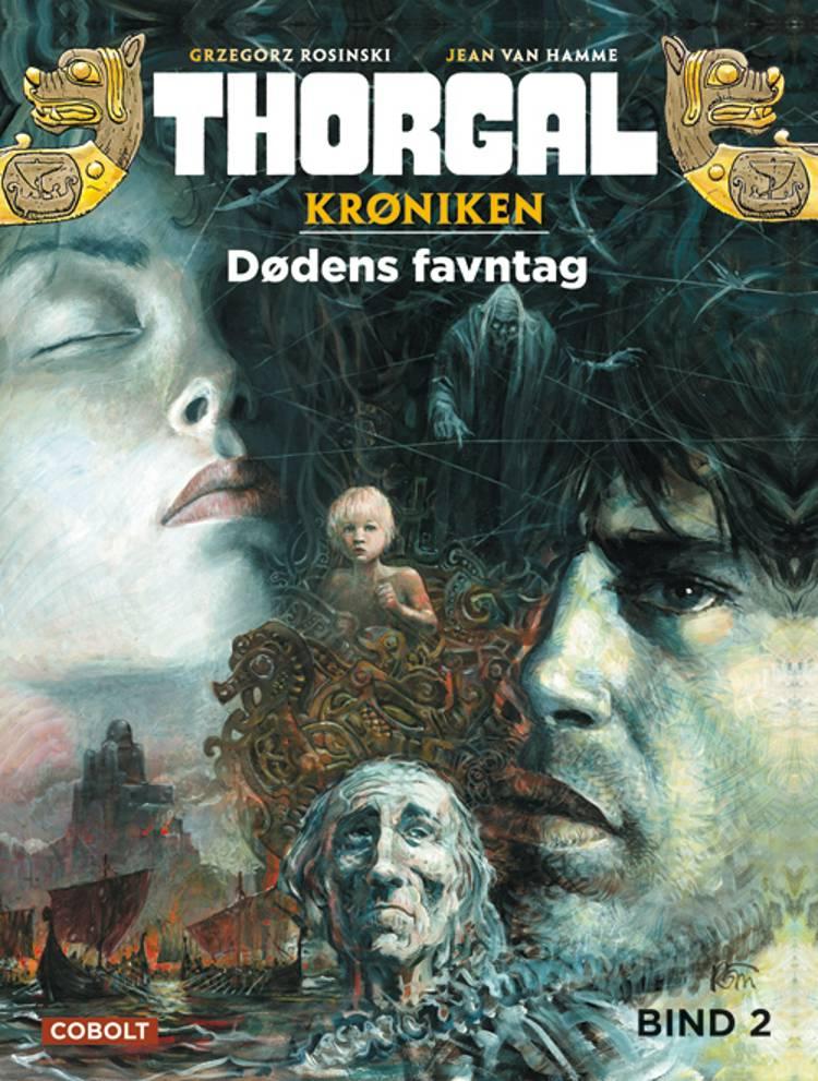 Thorgalkrøniken 2: Dødens favntag af Jean van Hamme