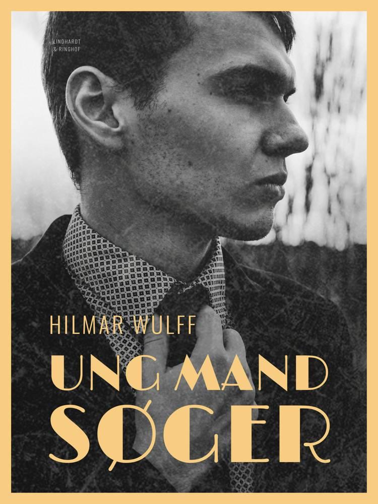 Ung mand søger af Hilmar Wulff