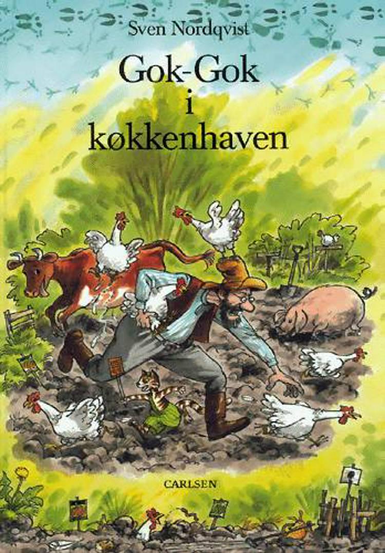 Gok-gok i køkkenhaven af Sven Nordqvist
