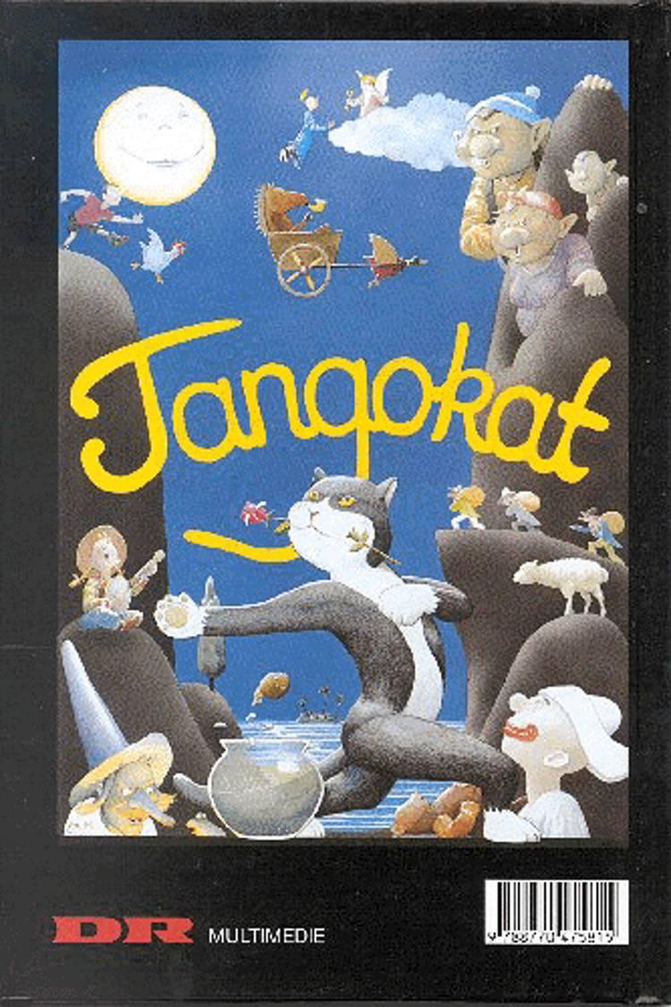 Sangene fra Tangokat & Hej Frede!