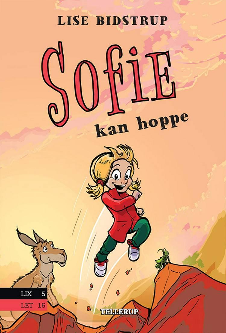 Sofie #2: Sofie kan hoppe af Lise Bidstrup