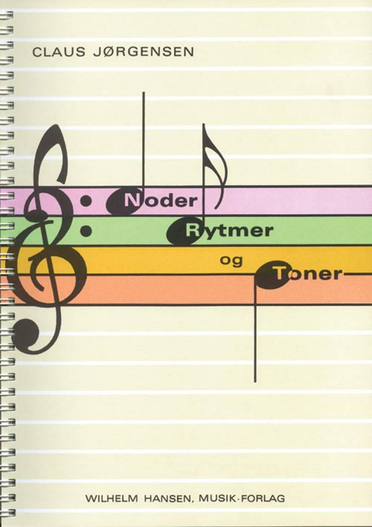 Noder, rytmer og toner af Claus Jørgensen