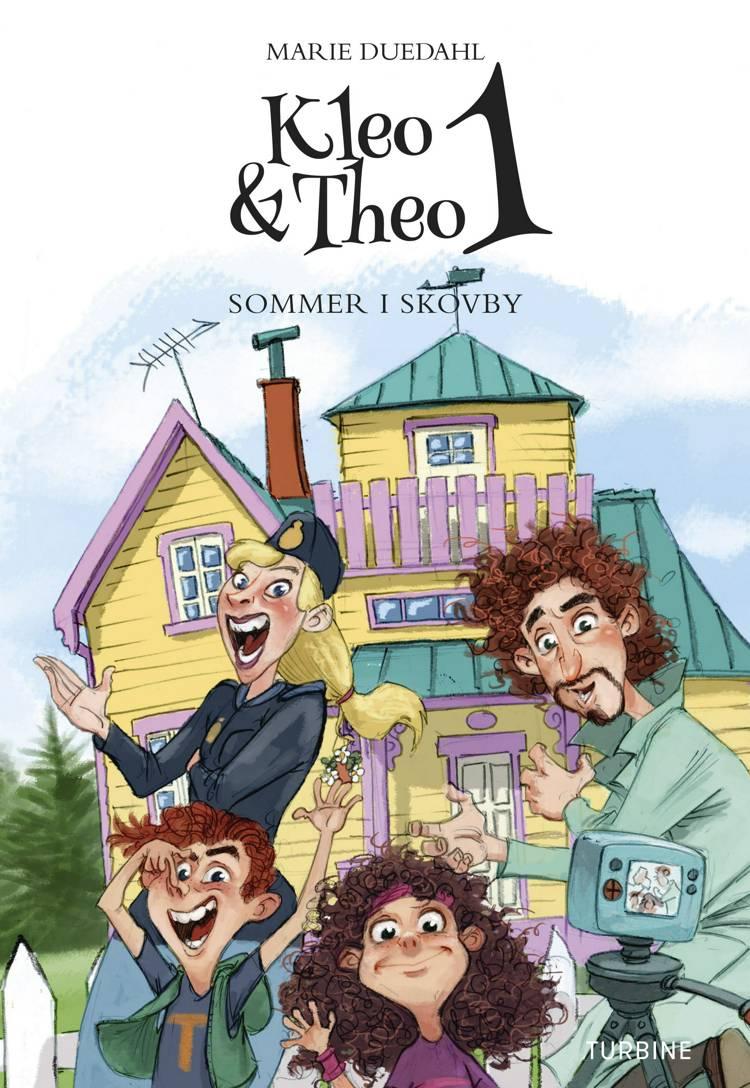 Kleo og Theo - Sommer i Skovby af Marie Duedahl