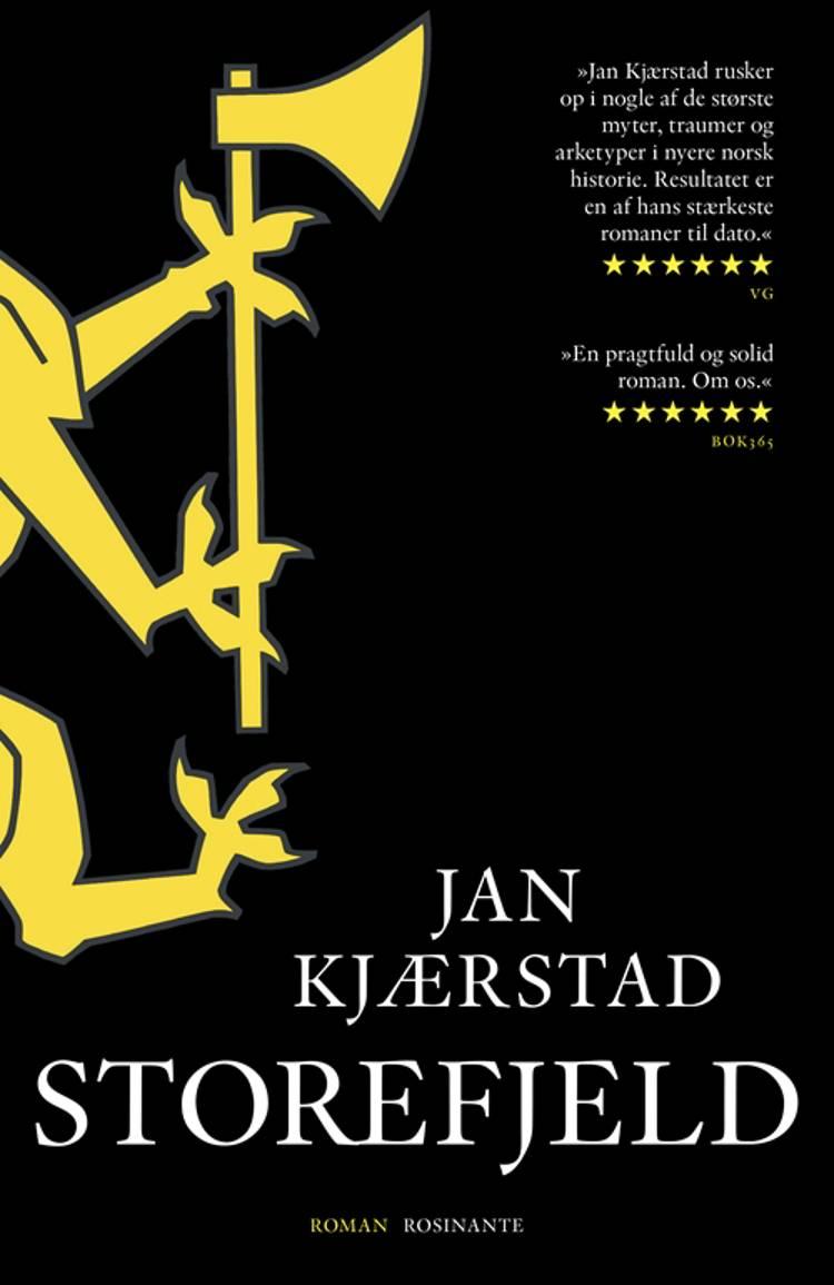 Storefjeld af Jan Kjærstad